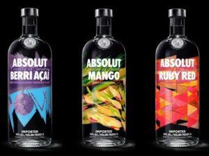 Flavoured Vodka