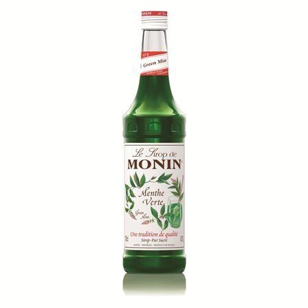 Monin Green Mint Syrup 70cl