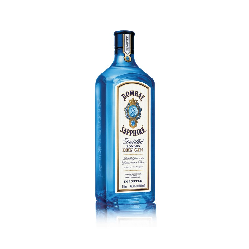 Bombay Sapphire – London Dry Gin 70cl