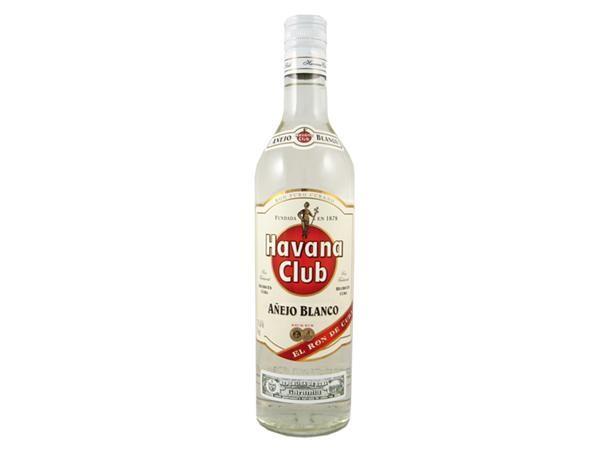 Havana Club Anejo Blanco Rum 70cl