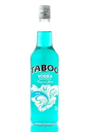 Taboo Blue 70cl