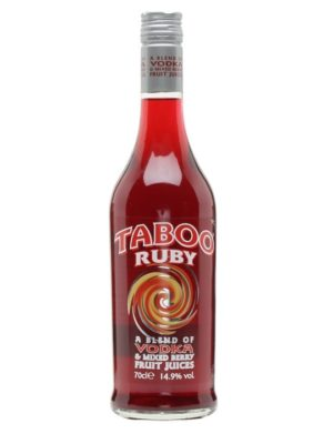 Taboo Ruby 70cl