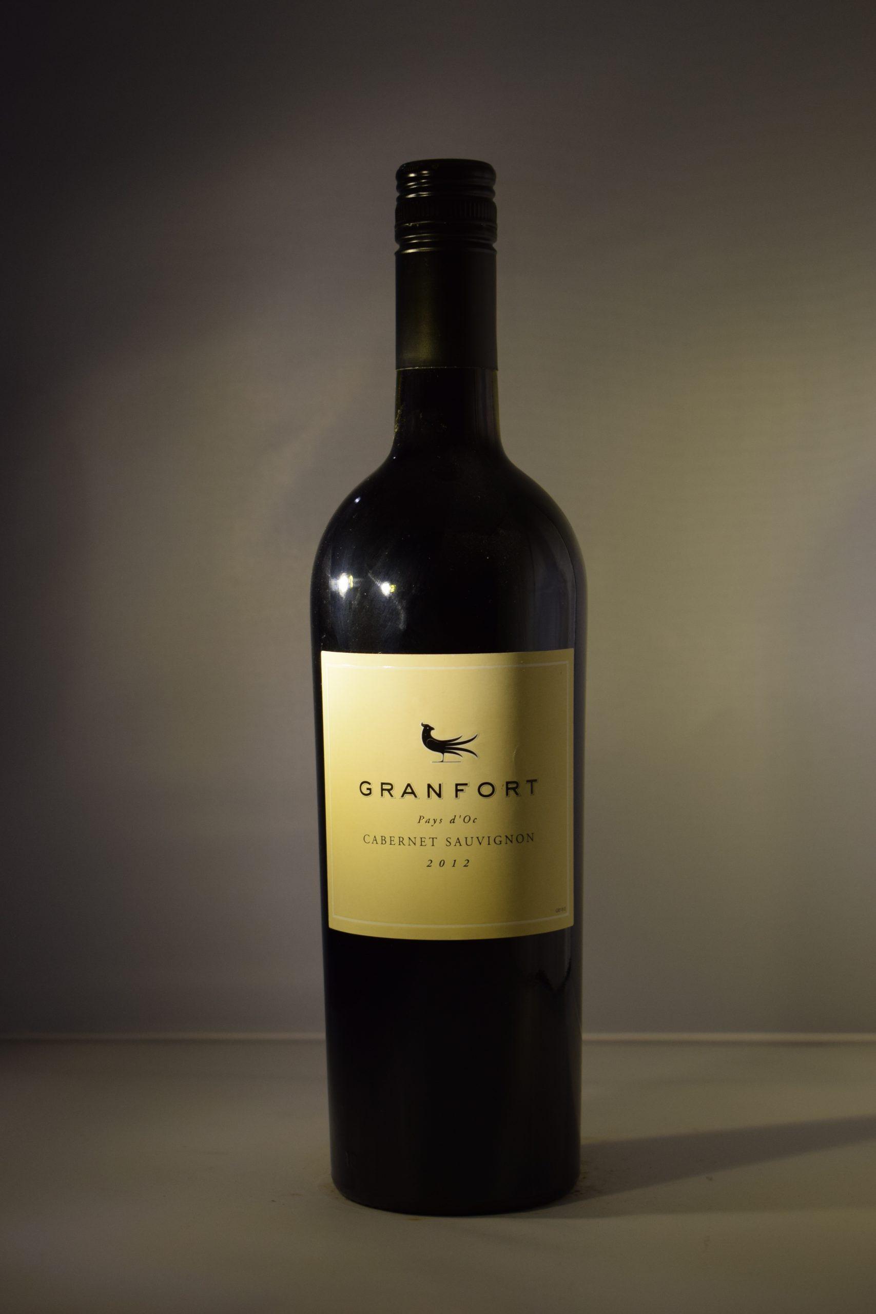 Granfort Cabernet Sauvignon 2012