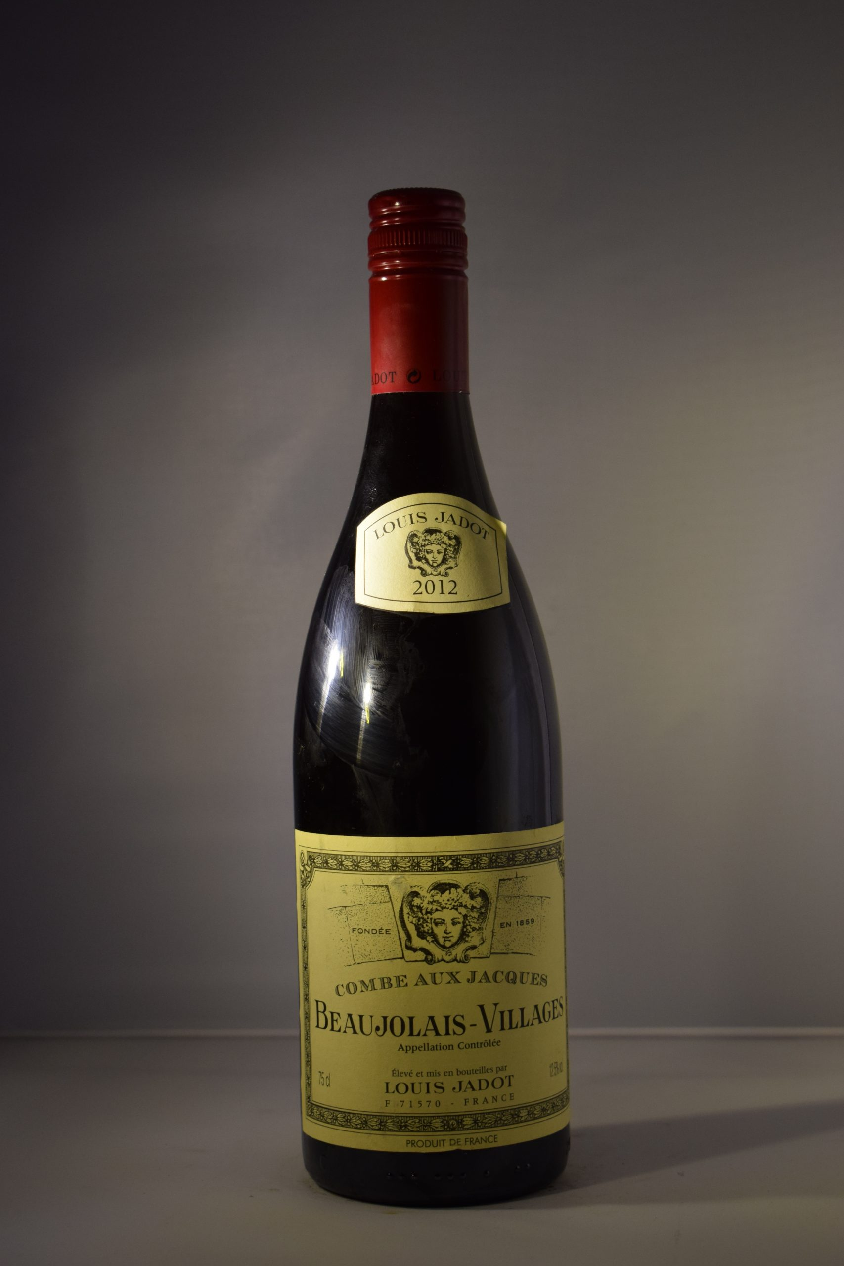 Louis Jadot Combe Aux Jacques Beaujolais-Villages 2012