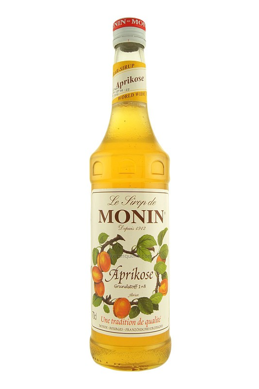 Monin Apricot Syrup 70cl