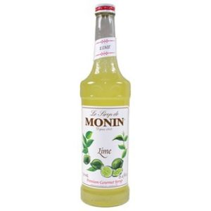 Monin Lime Syrup 70cl