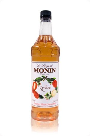 Monin Lychee Syrup 70cl