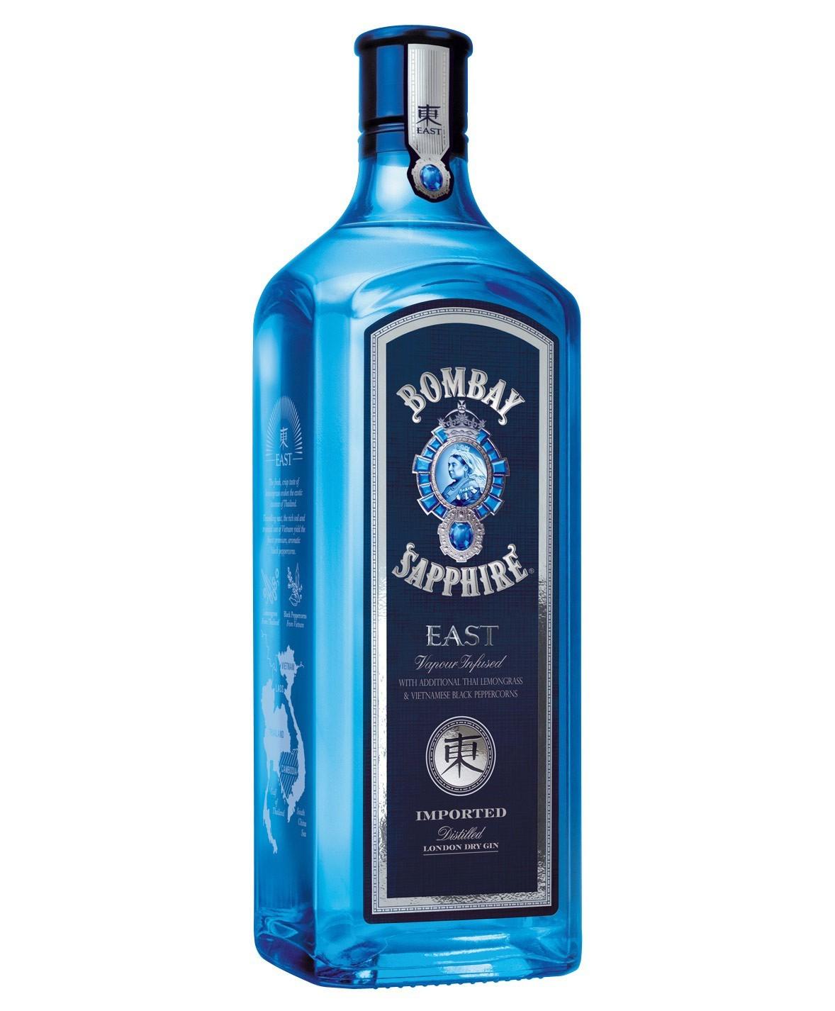 Bombay Sapphire Dry Gin 1L