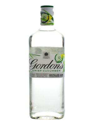 Gordons Crisp Cucumber Distilled Gin