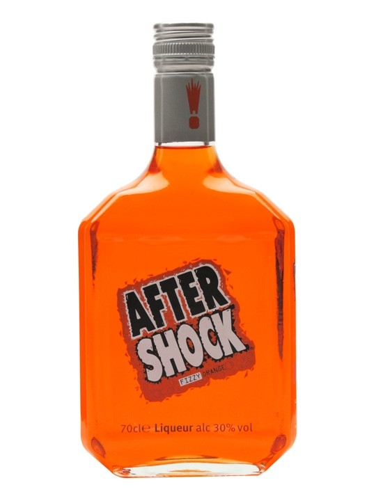 Aftershock Fizzy Orange 70cl