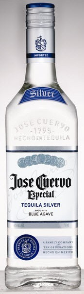 Jose Cuervo Tequila Silver 70cl