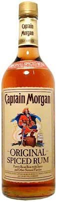 Captain Morgan Rum 70cl