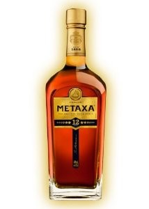 Metaxa 12 Start Brandy - Greek Spirit 70cl