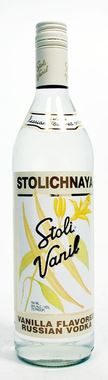 Stolichnaya Vanilla Favoured Vodka 70cl