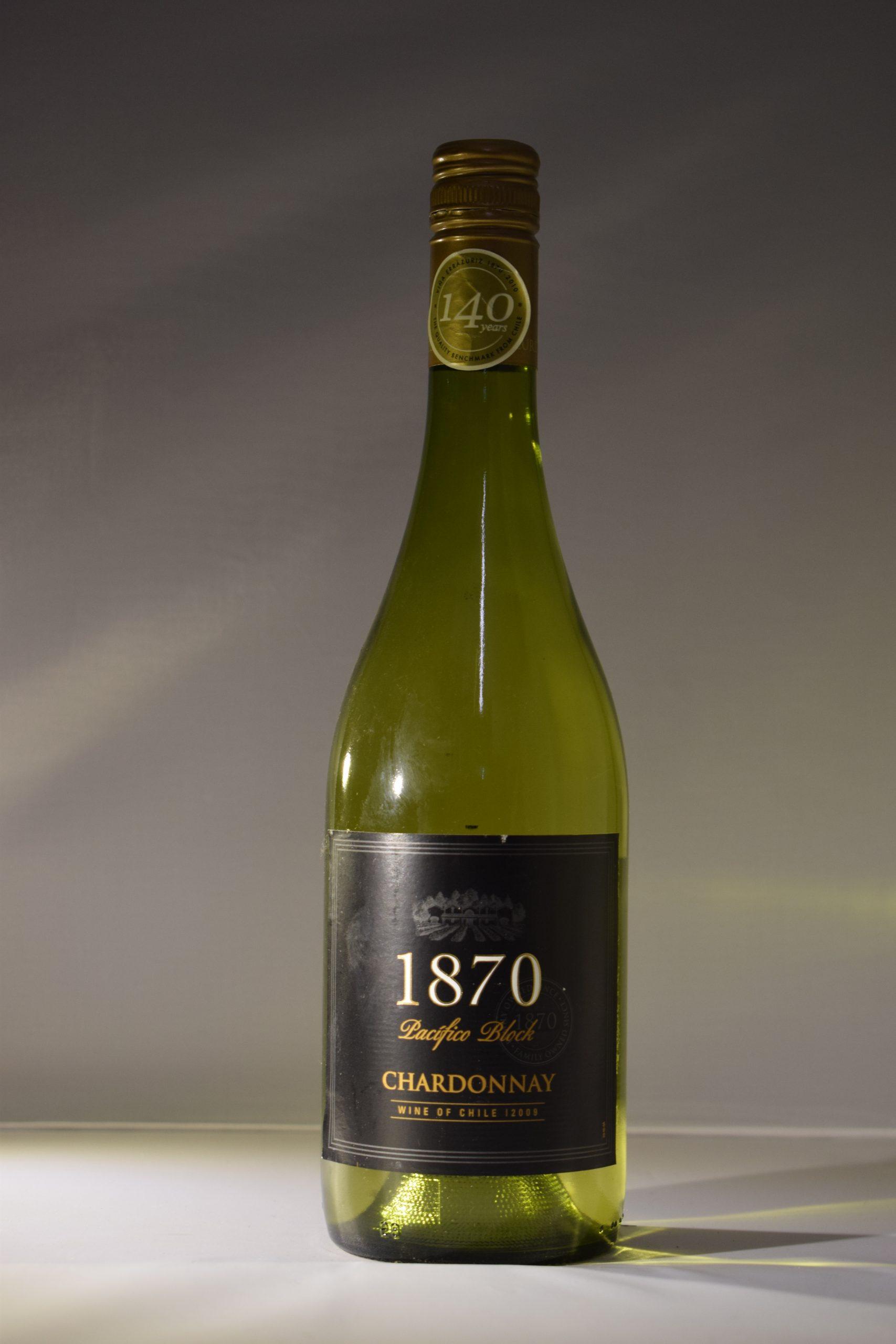 1870 Pacifico Block Chardonnay 2009