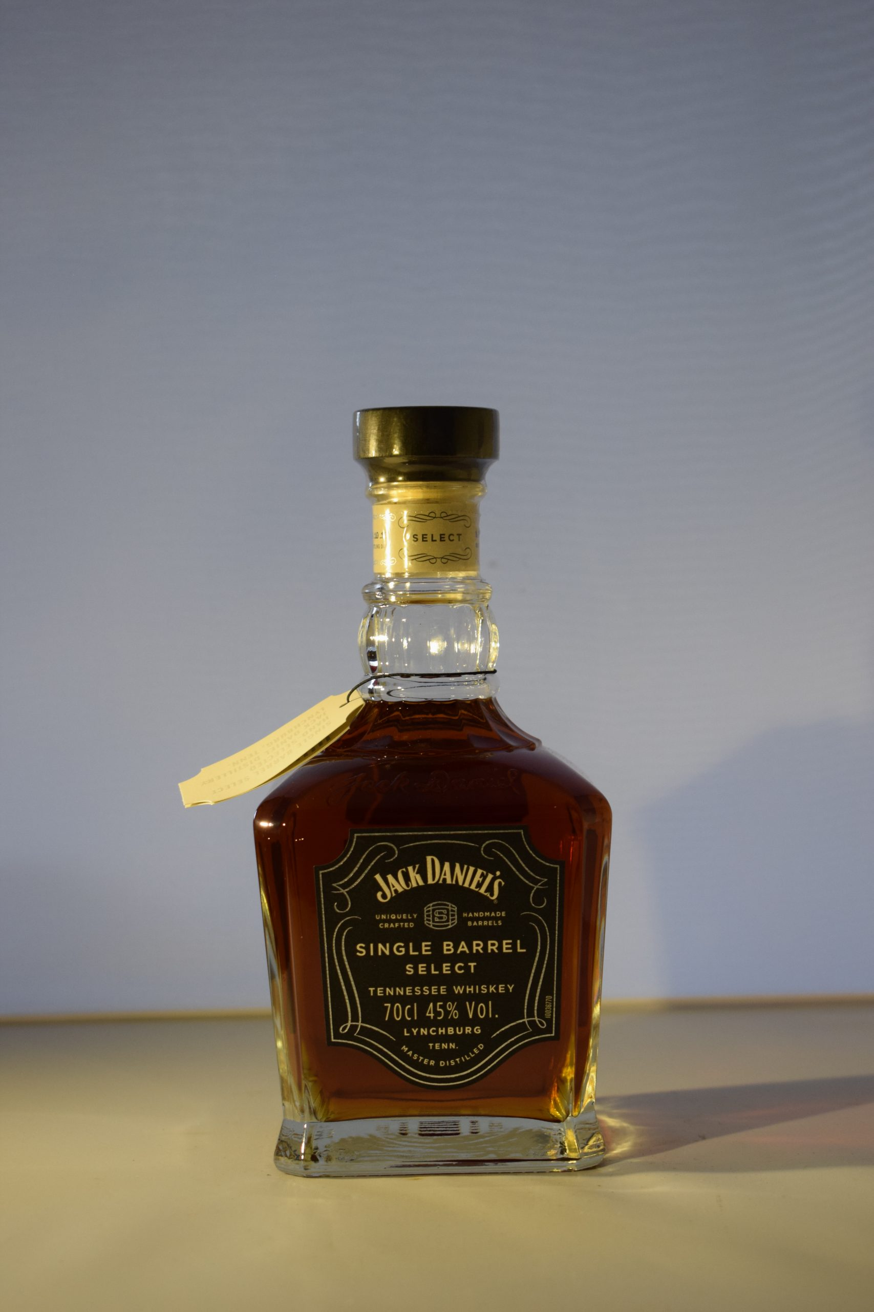 Jack Daniels Single Barrel Select Tennessee Whiskey 70 CL